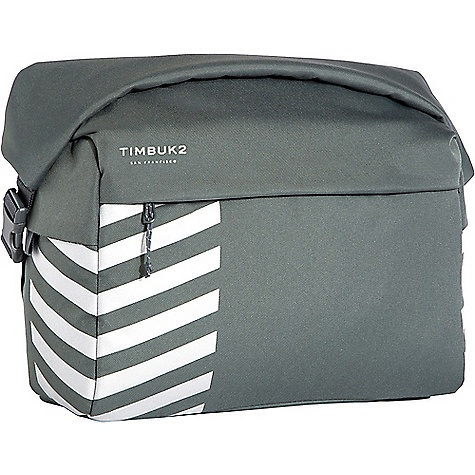 Timbuk2 Treat Rack Trunk Surplus Timbuk2 Treat Rack Trunk - Surplus - in stock now. FEATURES of the Timbuk2 Treat Rack Trunk Easy on and off rack attachment with two hook and loop straps TPU liner for easy cleaning and keeping the elements out Hi-vis reflective screenprint for the ultimate safety in low light conditions