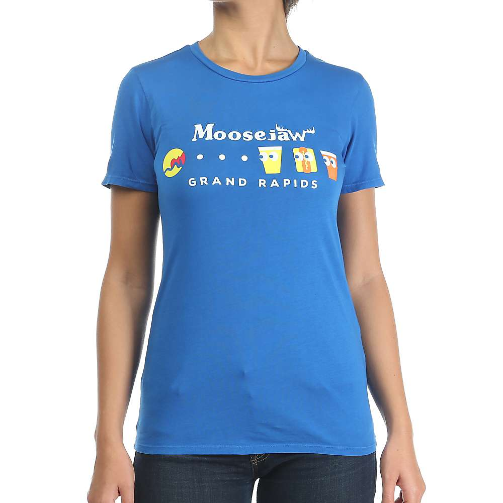 Moosejaw Women's Grand Rapids Classic Regs SS Tee - Small - Royal Blue