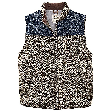 Timberland Bolton Mountain Down Vest