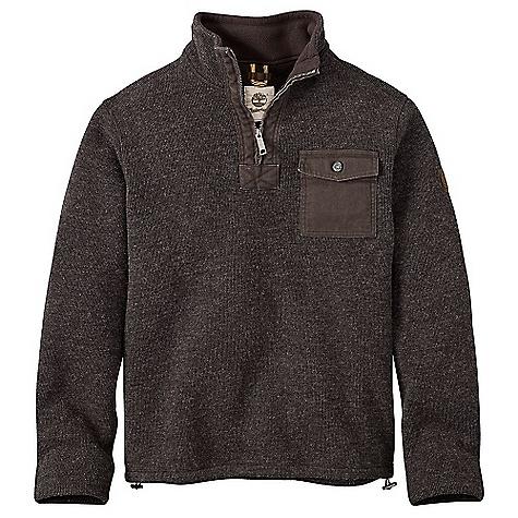 Timberland Branch River Half Zip Fleece Jacket