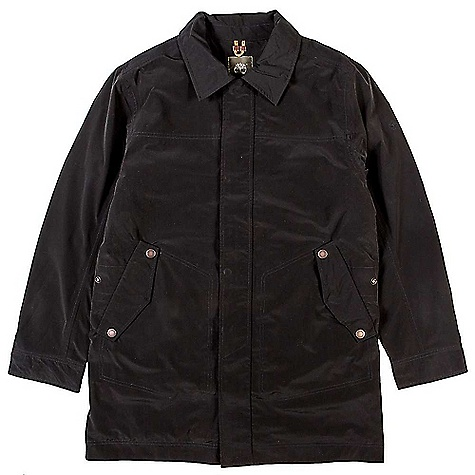 Click here for Timberland Mens Burke Mountain Mac Coat prices