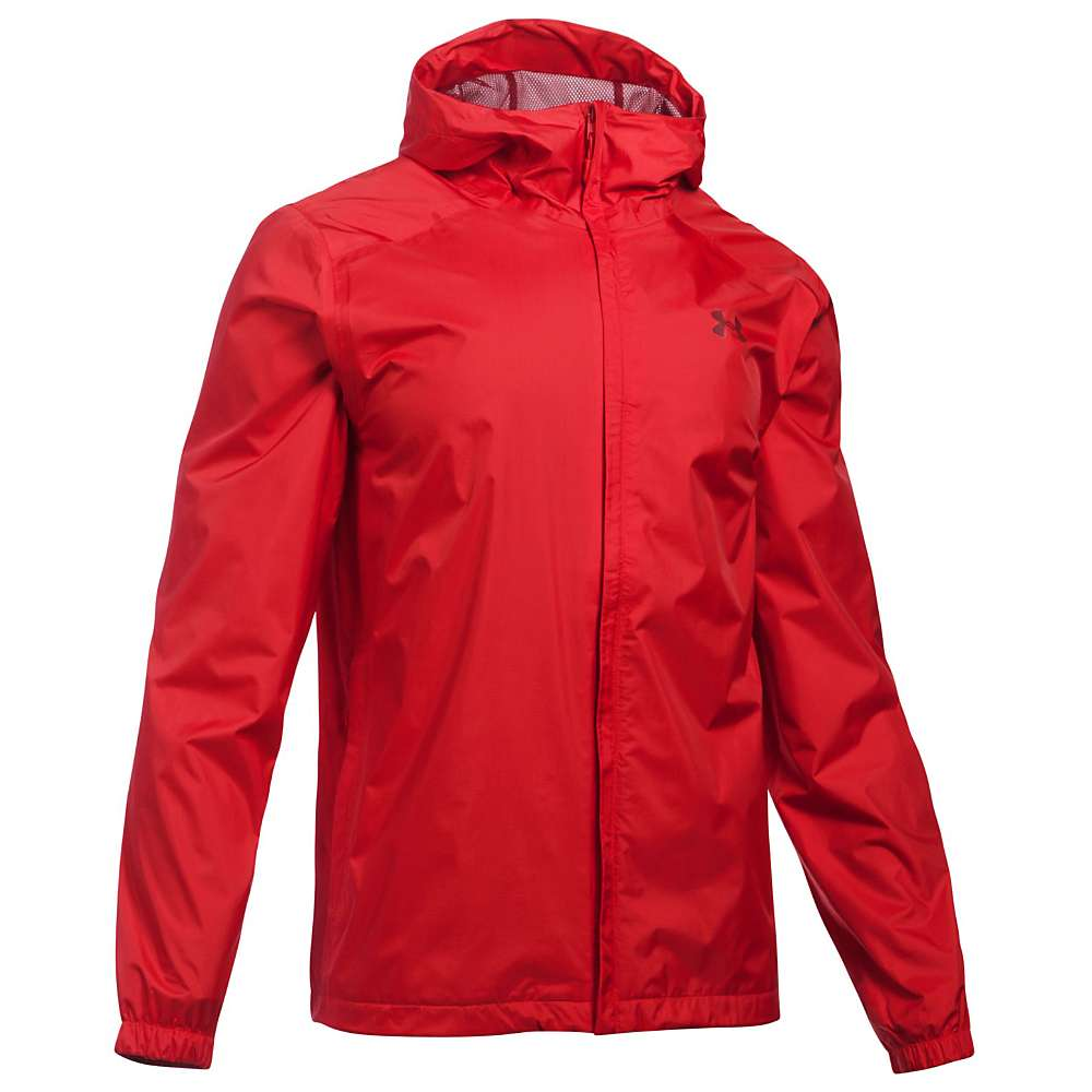 Under Armour Men's UA Bora Jacket - Large - Red / Cardinal / Cardinal