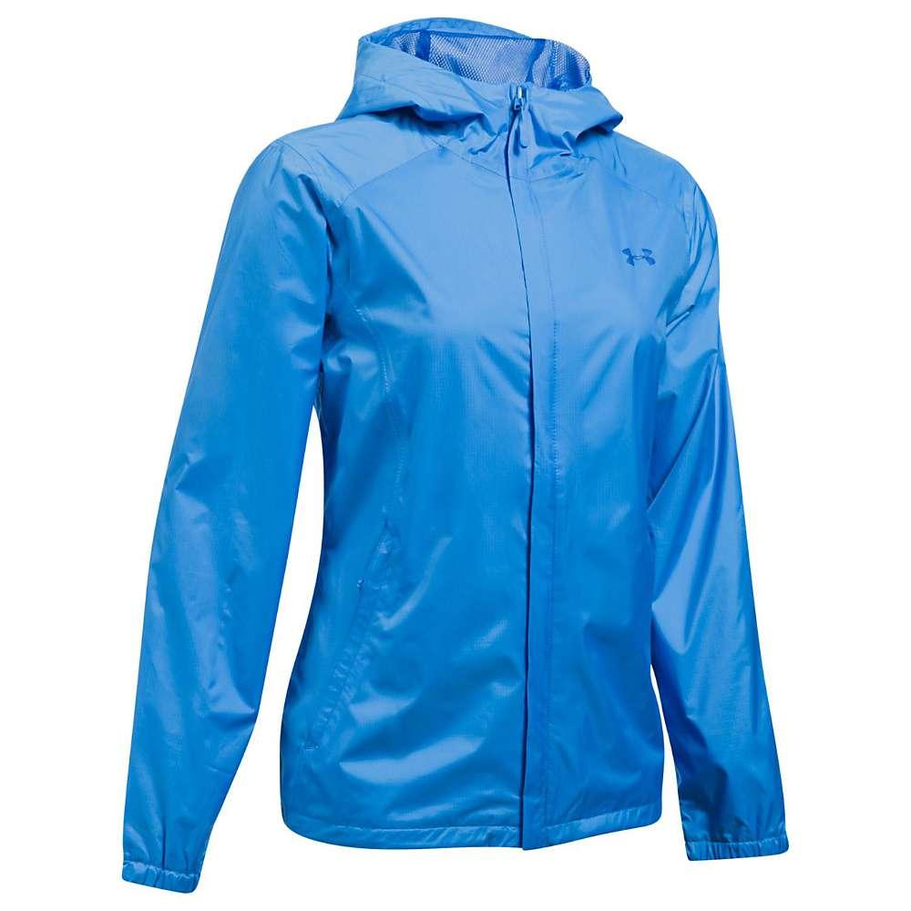 Under Armour Women's UA Bora Jacket - Medium - Mako Blue / Lapis Blue / Lapis Blue