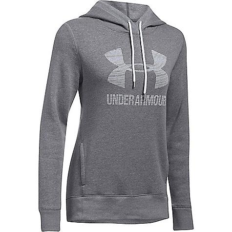 Under Armour Women's UA Favorite Fleece Sportstyle Hoodie 3573421