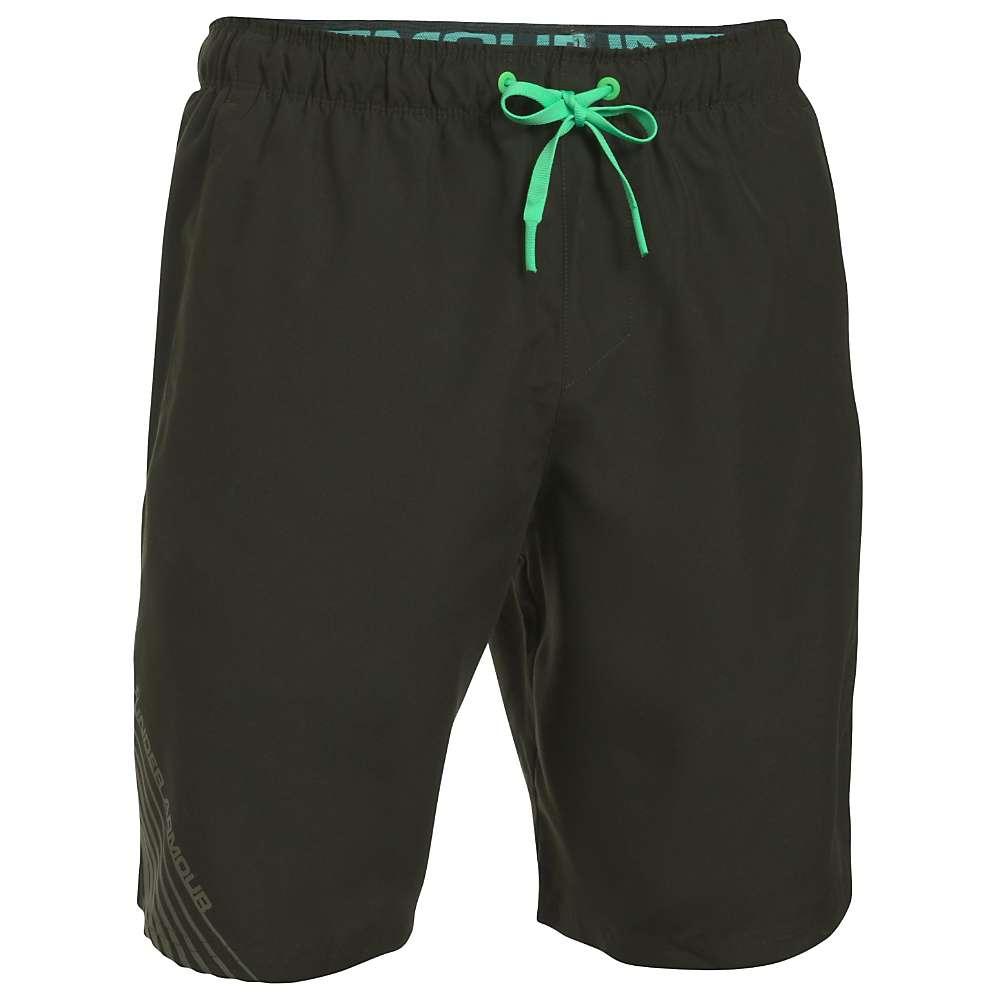 Under Armour Men's UA Mania Volley Short - XL - Artillery Green / Black / Foliage Green