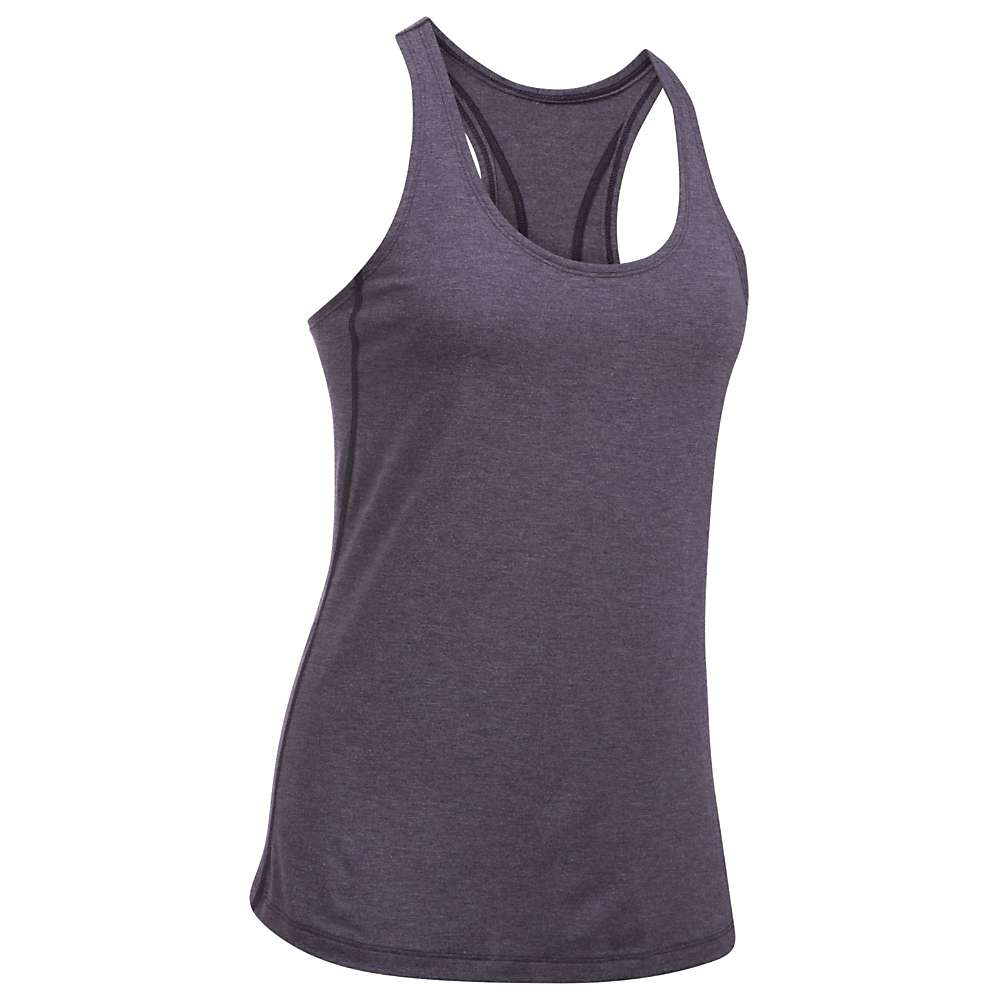 Under Armour Women's UA Skyward Tank - Small - Imperial Purple / Imperial Purple/Twilight Purple