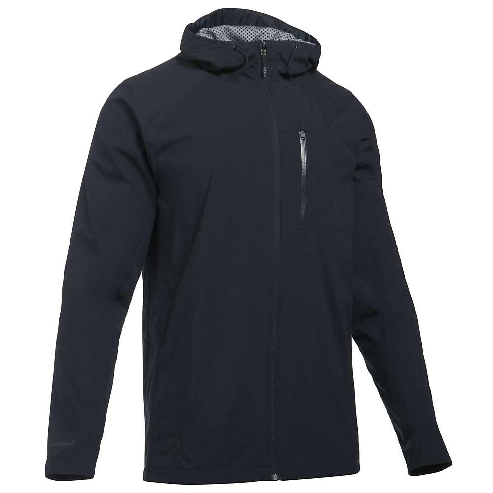 Under Armour Men's UA Turf Tide Jacket - XL - Black / Stealth Grey / Stealth Grey