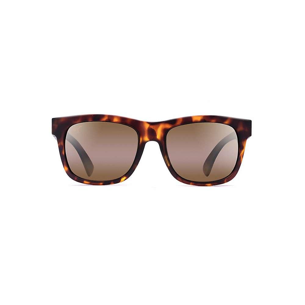 Maui Jim Snapback Polarized Sunglasses - One Size - Matte Tortoise / HCL Bronze