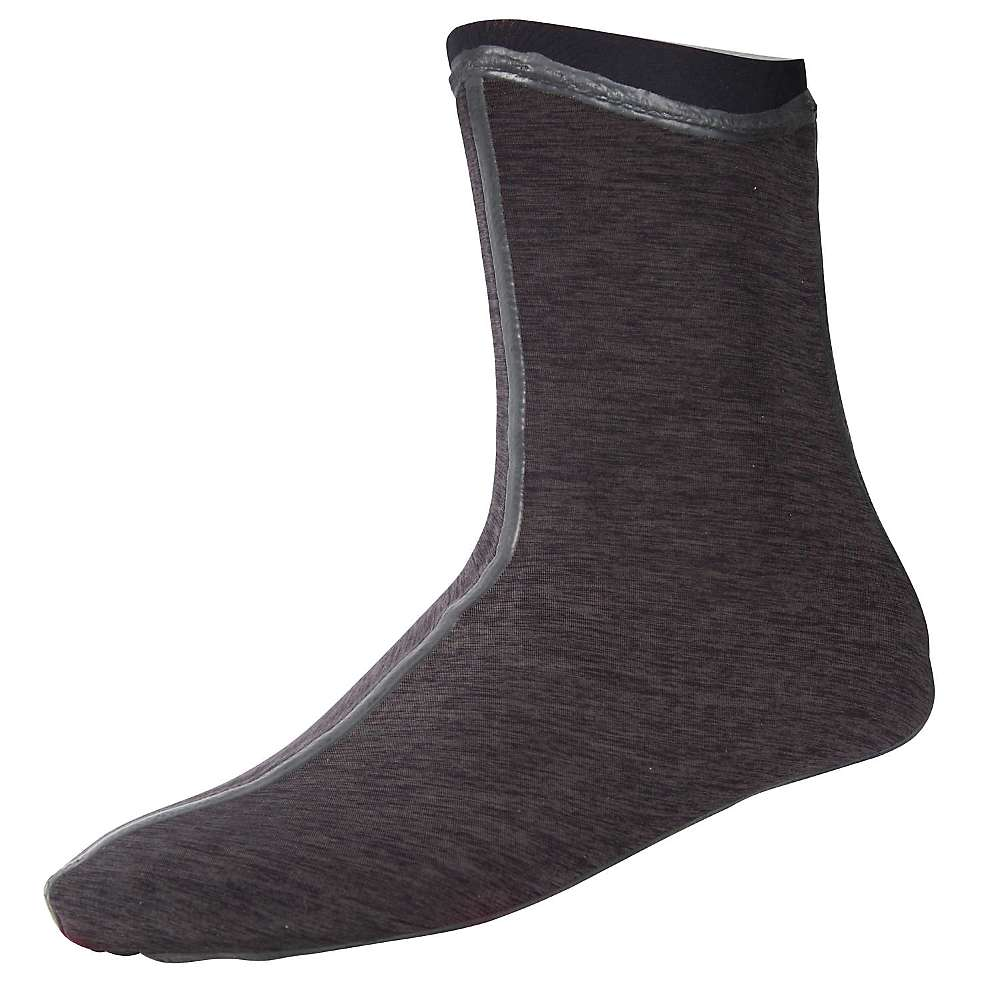 NRS HydroSkin 1.5 Wetsock - XXL - Charcoal Heather