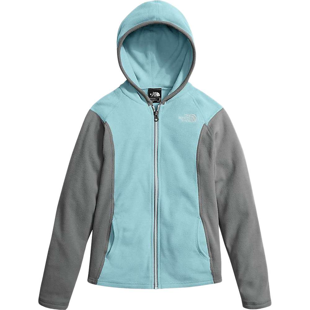 The North Face Girls' Tech Glacier 1/4 Zip Hoodie - XL - Nimbus Blue