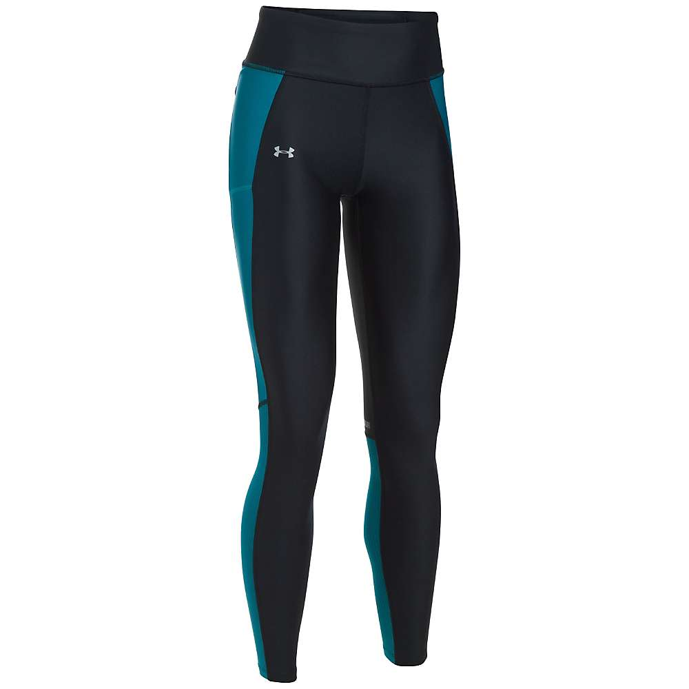 Under Armour Women's Fly By Legging - XL - Black