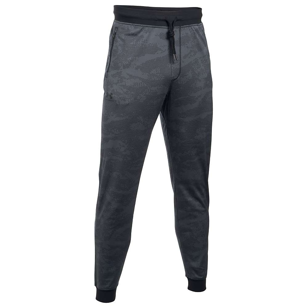 Under Armour Men's Sportstyle Jogger Pant - Small - Black / Black / Graphite
