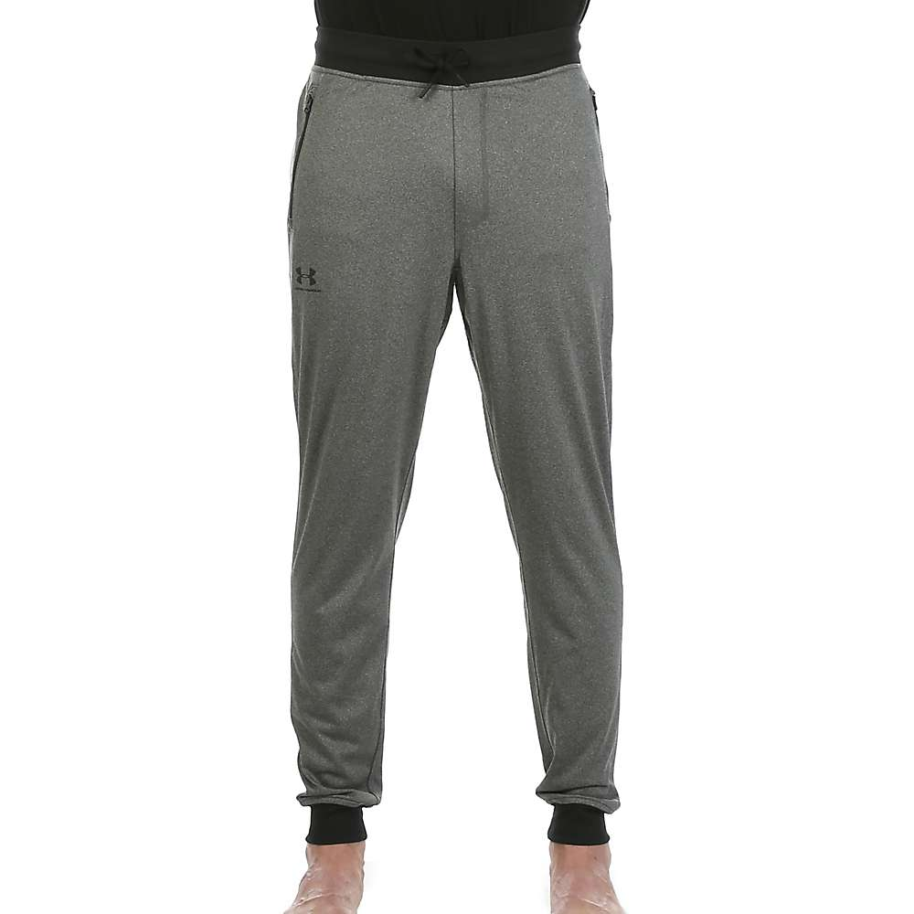 Under Armour Men's Sportstyle Jogger Pant - Large - Carbon Heather / Black