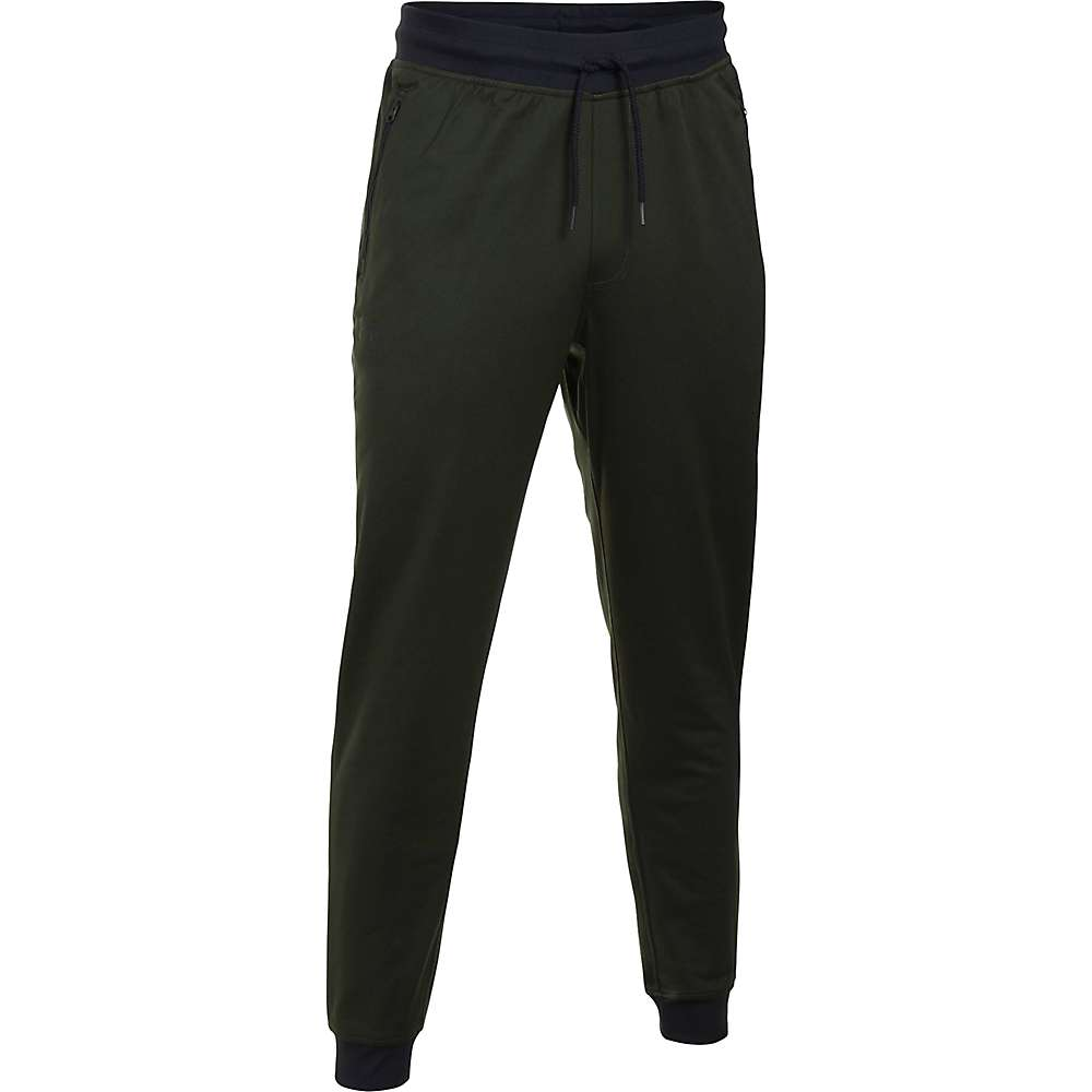 Under Armour Men's Sportstyle Jogger Pant - Medium - Artillery Green / Black / Black