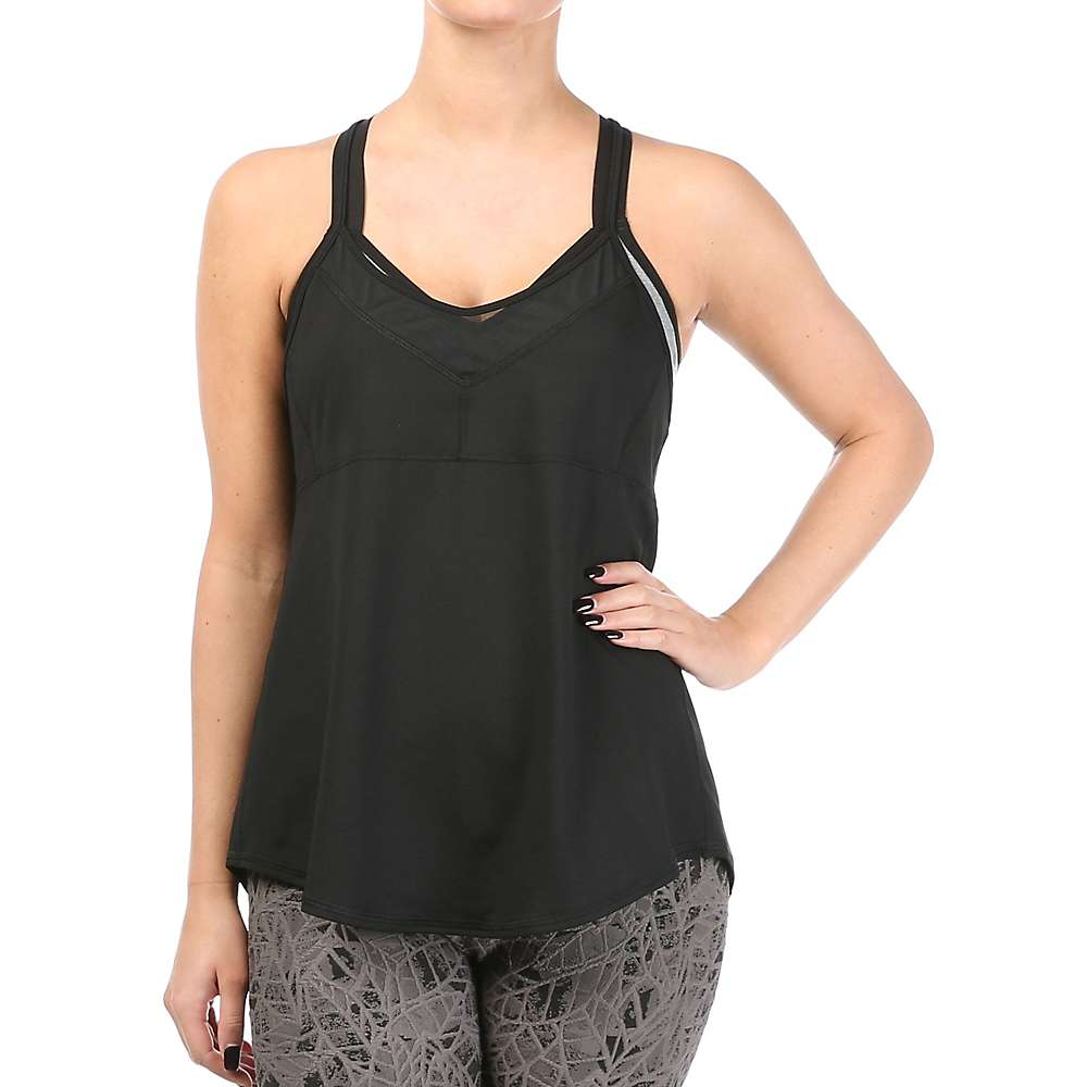 Vimmia Women's Flex Tank Top - Small - Black