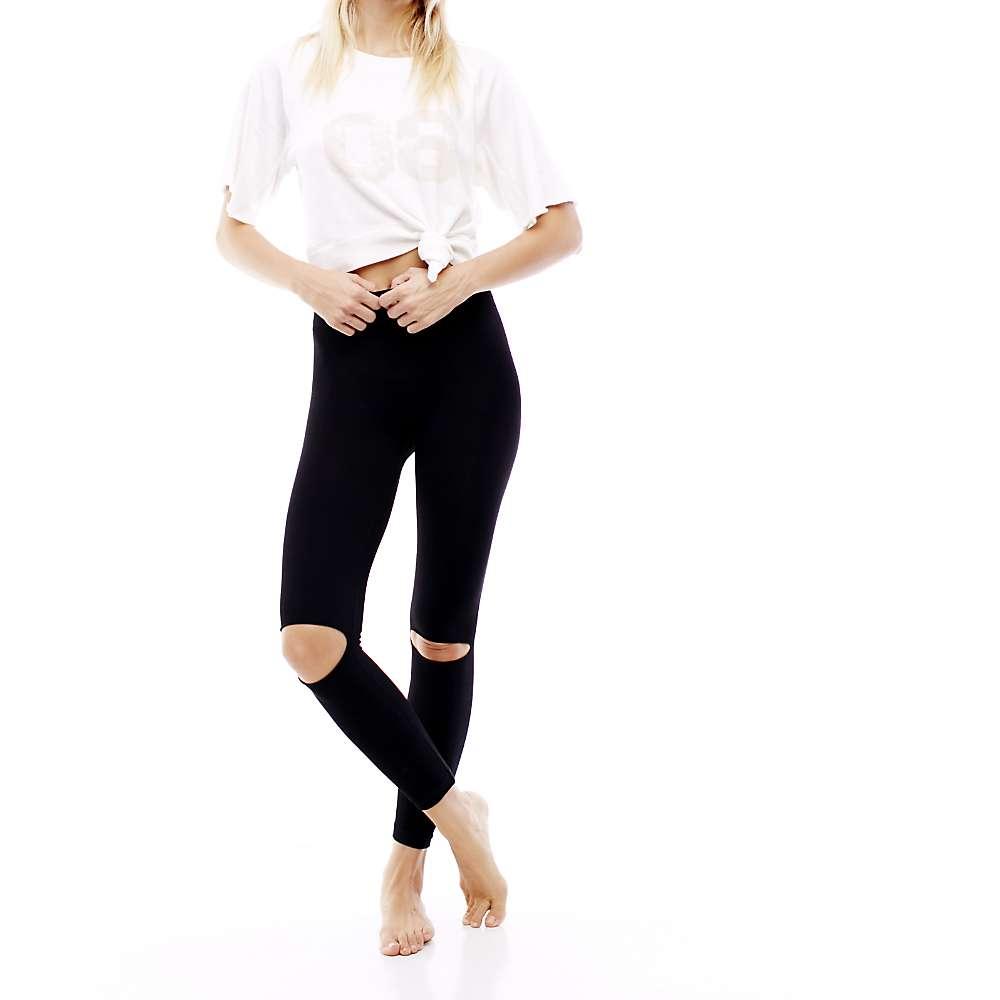Free People Women's Ryanne Legging - M/L - Black