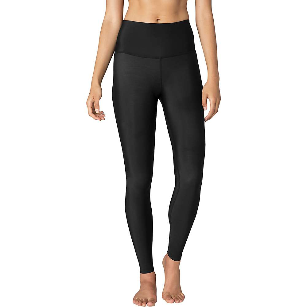 Beyond Yoga Women's Compresstion Lux High Waisted Long Legging - Small - Black