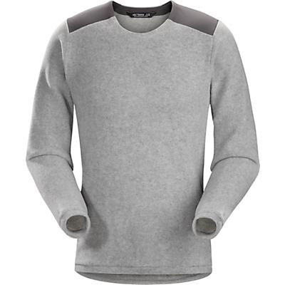 Arcteryx Donavan Crew Neck Sweater - Light Grey Heather - Men