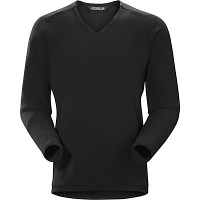 Arcteryx Donavan V-Neck Sweater - Black - Men