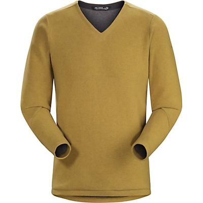Arcteryx Donavan V-Neck Sweater - Ore Heather - Men