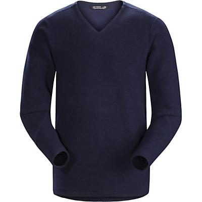 Arcteryx Donavan V-Neck Sweater - Kingfisher II - Men