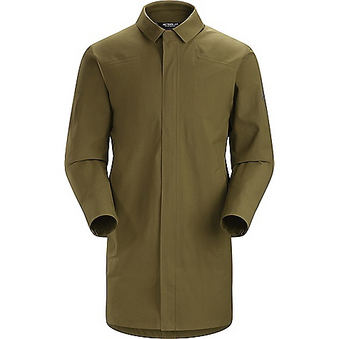 Click here for Arcteryx Mens Keppel Trench Coat prices