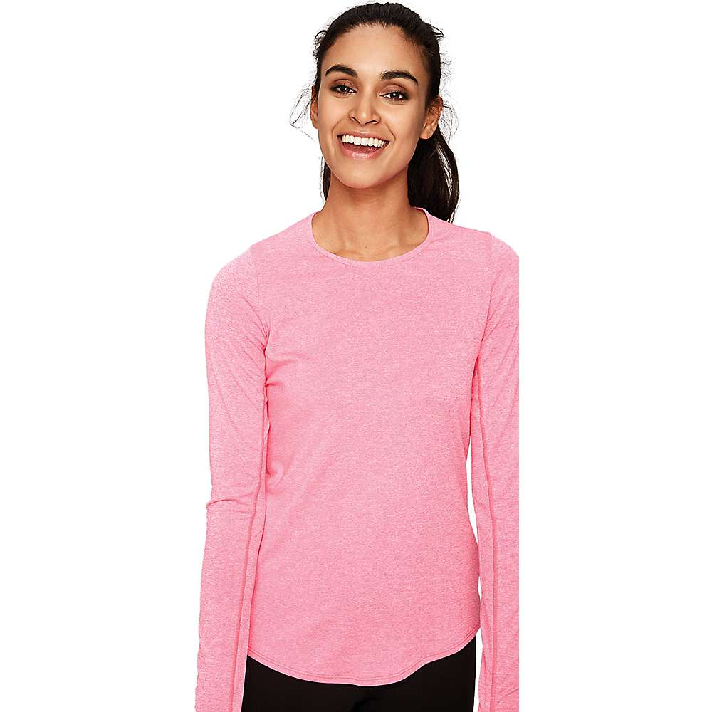 Lole Women's Agnessa Top - Small - Hot Pink Heather