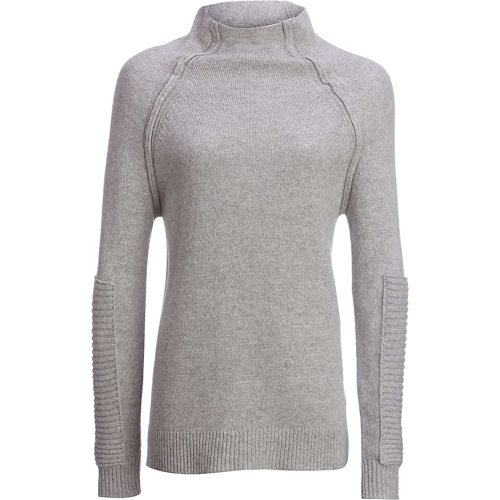 Lole Women's Bellamy Sweater - Small - Light Grey Heather