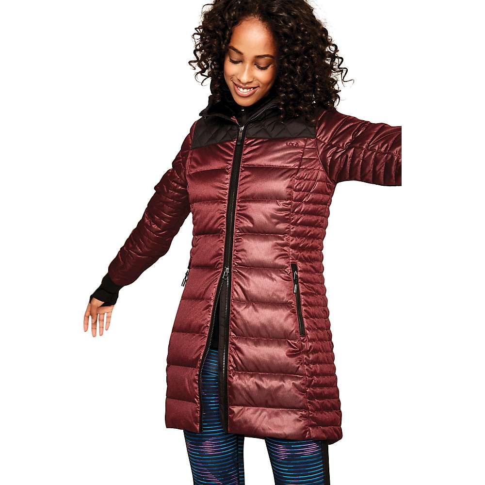 Lole Women's Faith Jacket - Medium - Red Sea