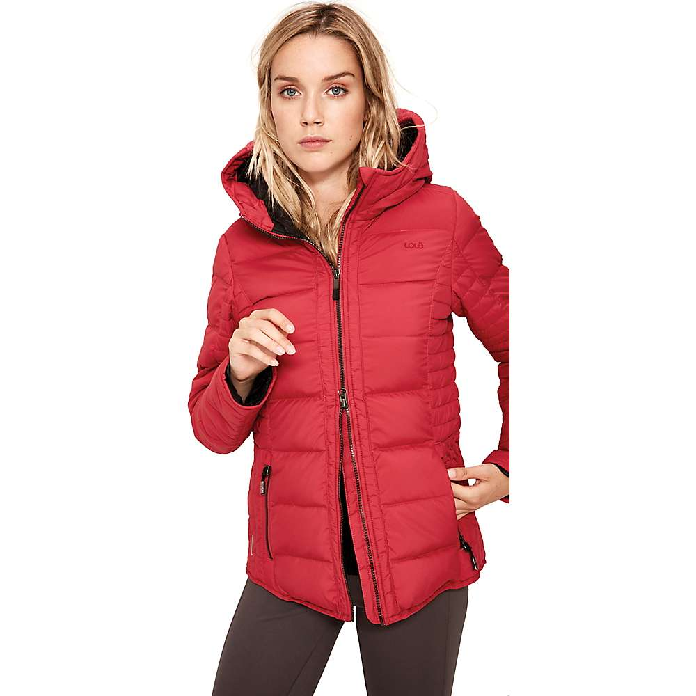 Lole Women's Gladis Jacket - Medium - Red Sea