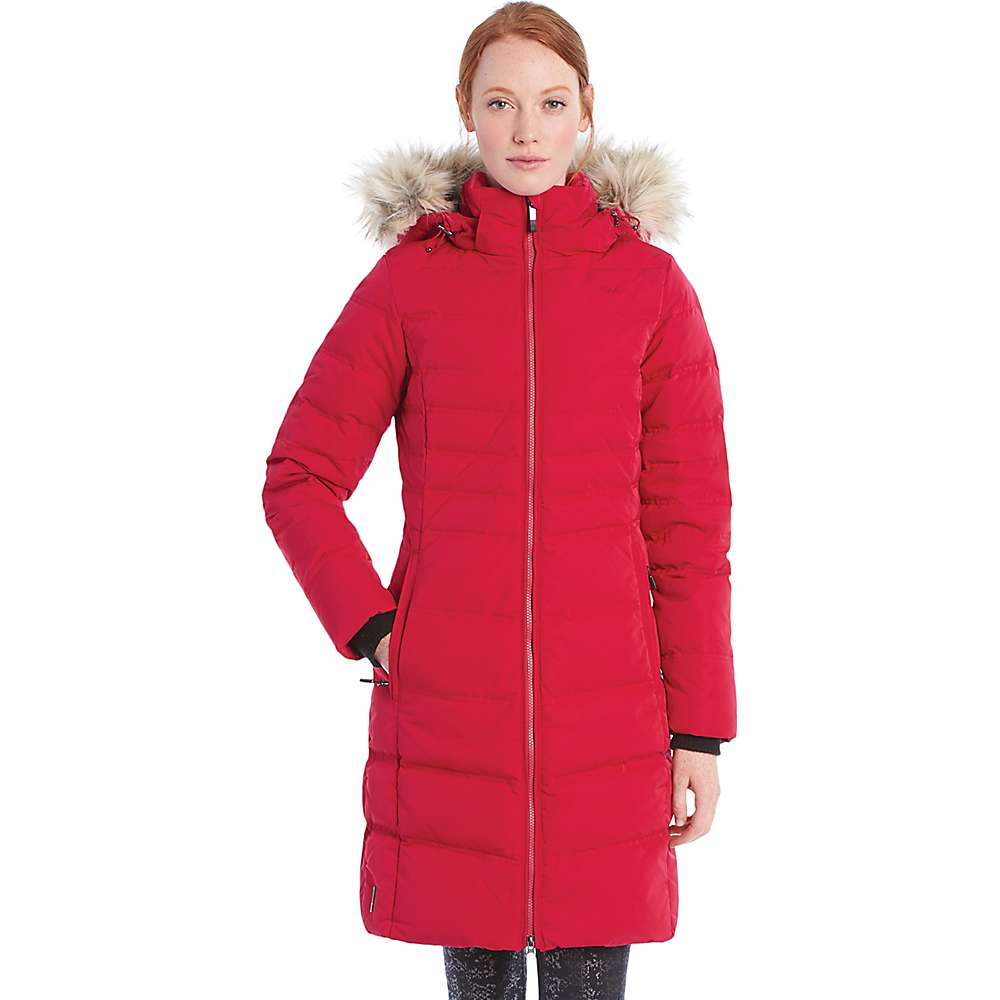 Lole Women's Katie Jacket - Medium - Red Sea