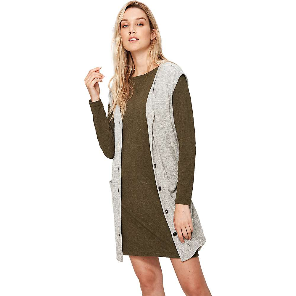 Lole Women's Madira Dress - Large - Dark Grey Heather