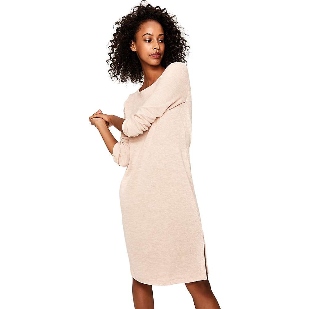 Lole Women's Marley Dress - Medium - Pink Sand Heather