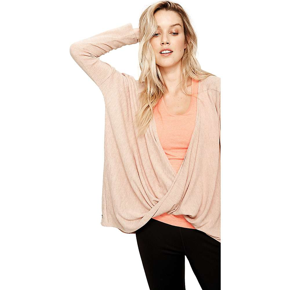 Lole Women's Mel Top - Medium - Pink Sand Heather