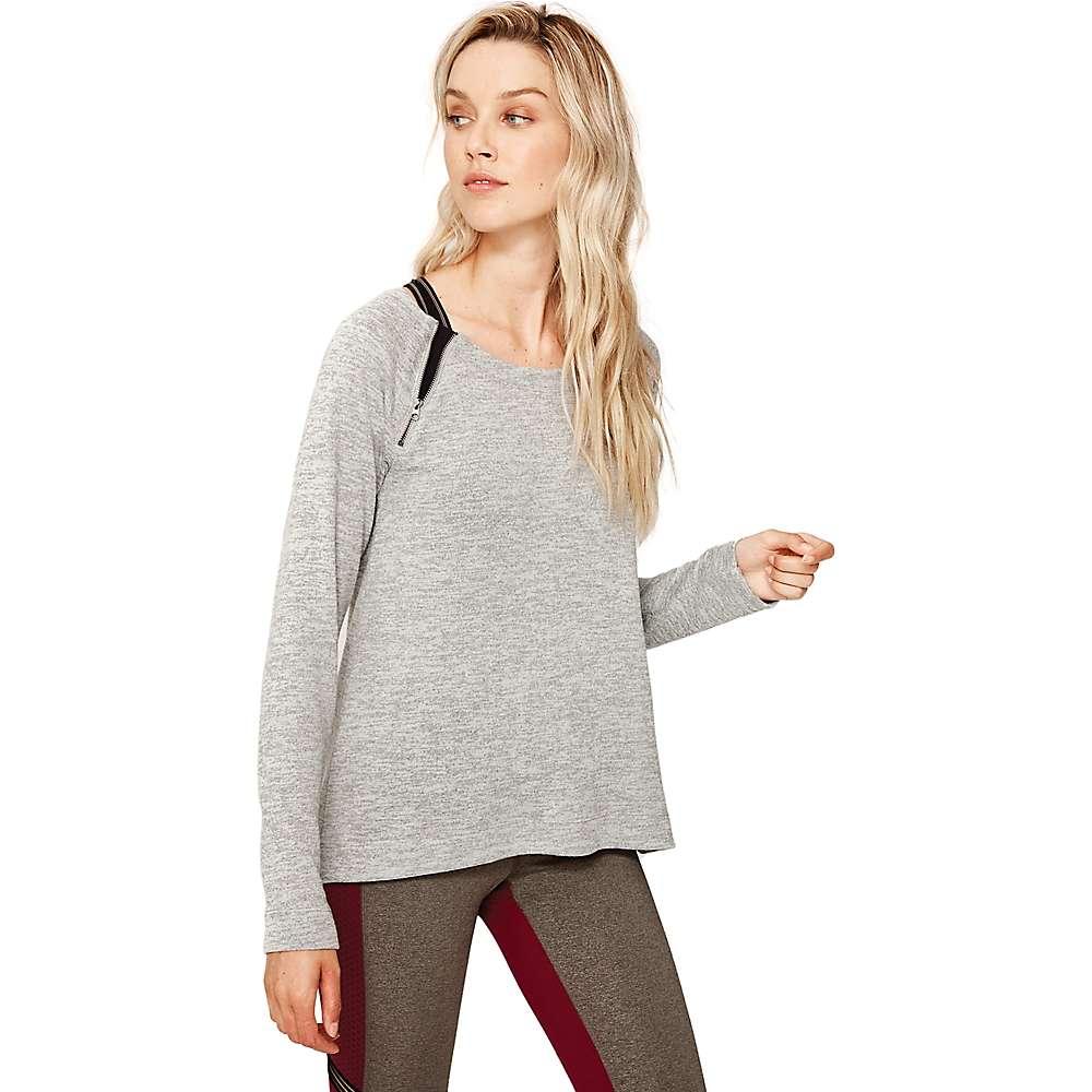 Lole Women's Metha Top - Small - Dark Grey Heather