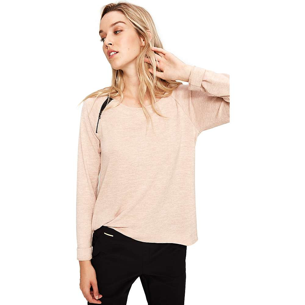 Lole Women's Metha Top - Small - Pink Sand Heather