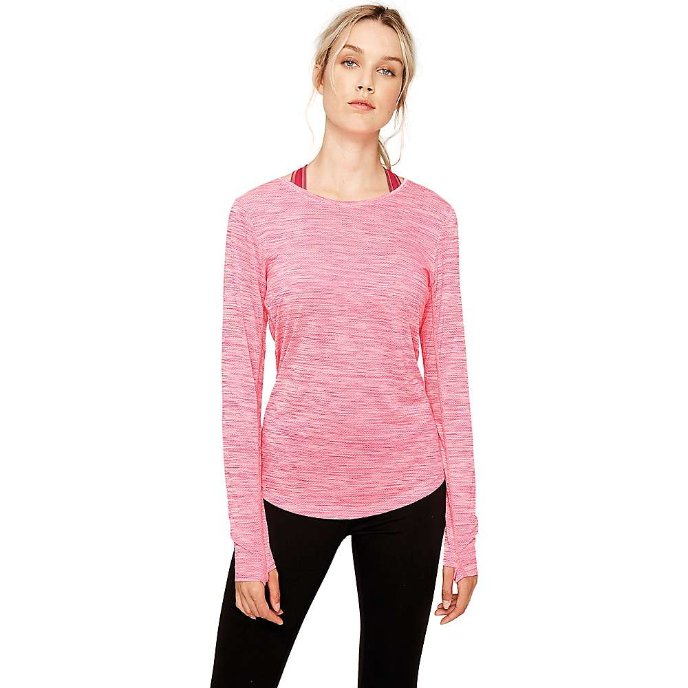 Lole Women's Mireille Top - Large - Hot Pink
