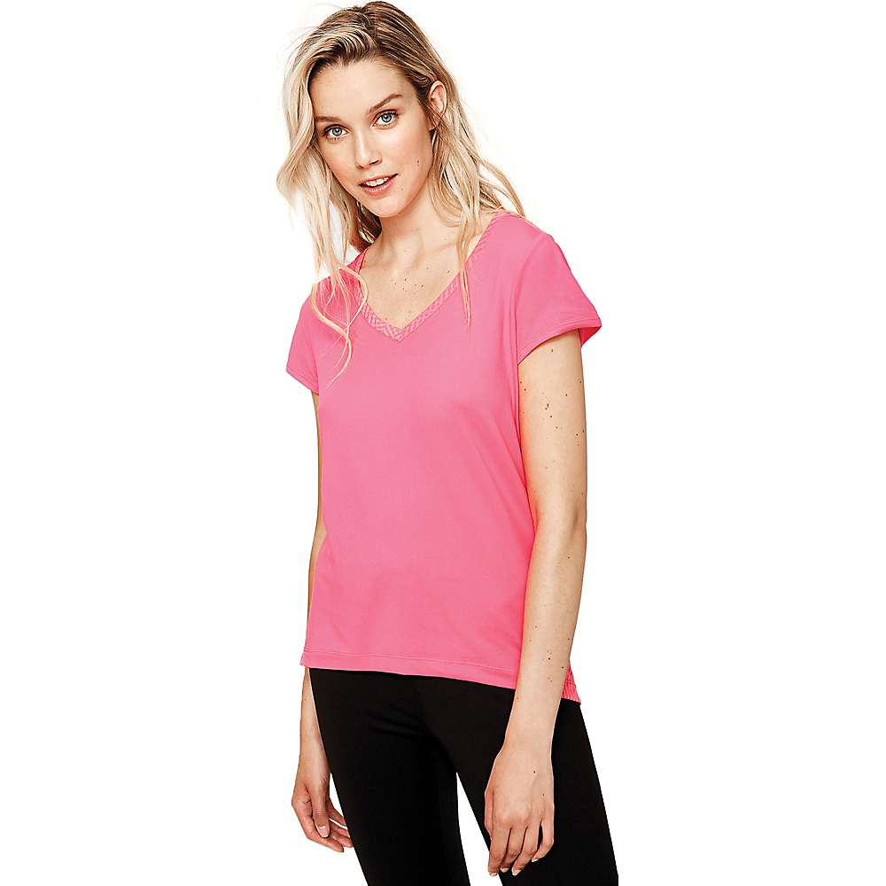 Lole Women's Repose Top - Small - Hot Pink