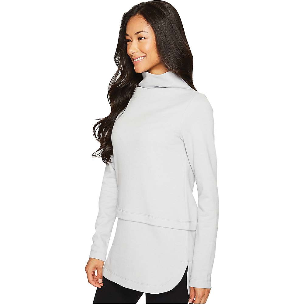 Lole Women's Sadah Tunic - Small - Light Grey Heather