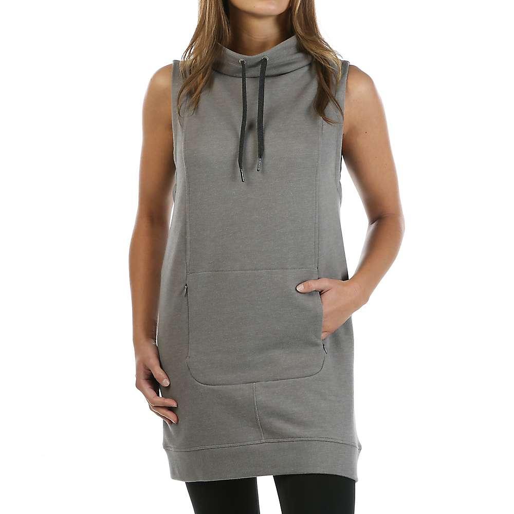 Lole Women's Saki Tunic - Medium - Medium Grey Heather
