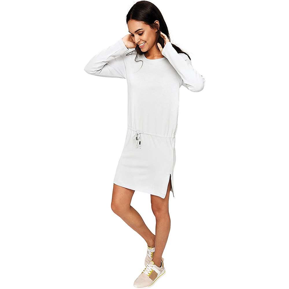 Lole Women's Samina Dress - Large - Light Grey Heather