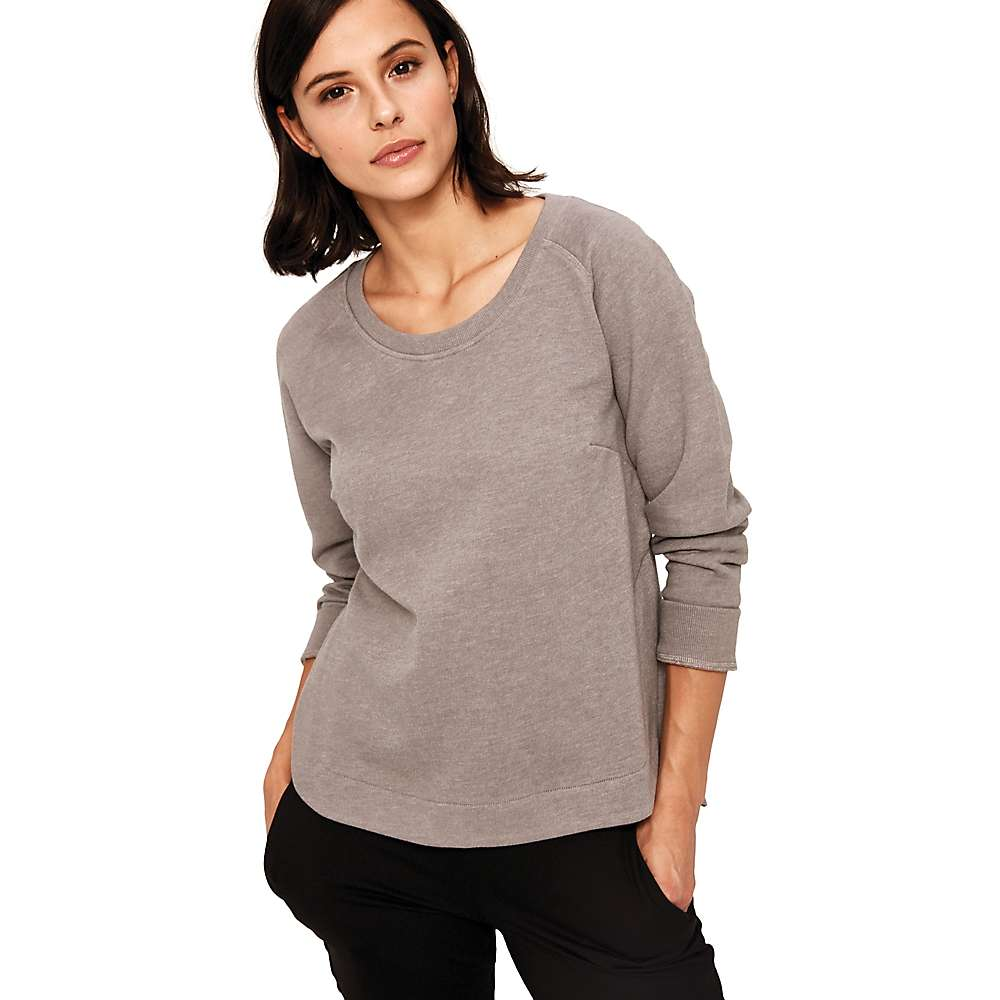 Lole Women's Saya Top - Large - Medium Grey Heather