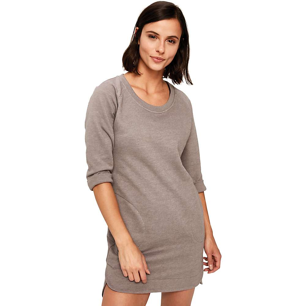 Lole Women's Sika Dress - Large - Medium Grey Heather