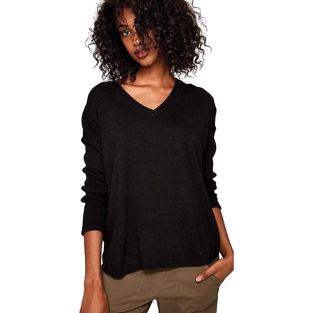 Lole Women's Martha Sweater - Large - Black Heather
