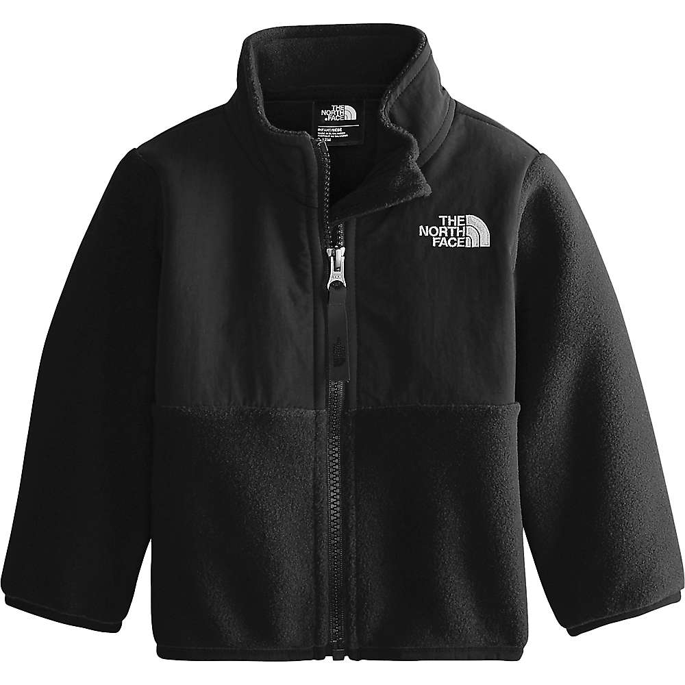 The North Face Infant Denali Jacket - 0-3M - TNF Black