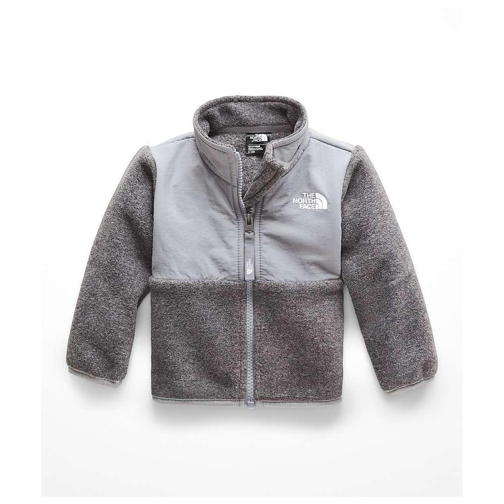 The North Face Infant Denali Jacket - 12M - TNF Medium Grey Heather