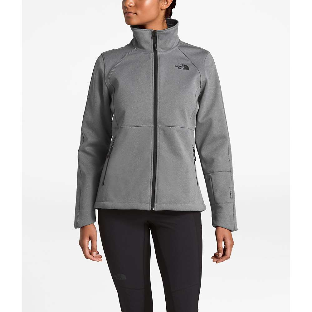 The North Face Women's Apex Risor Jacket - Large - TNF Medium Grey Heather