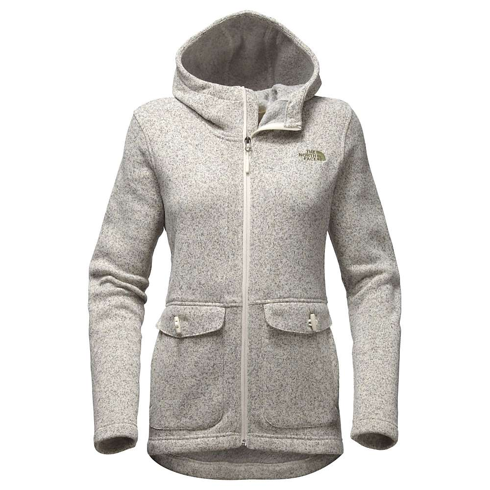 The North Face Women's Crescent Parka - XS - Vintage White Heather