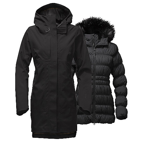 The North Face Women's Cryos GTX Triclimate Jacket