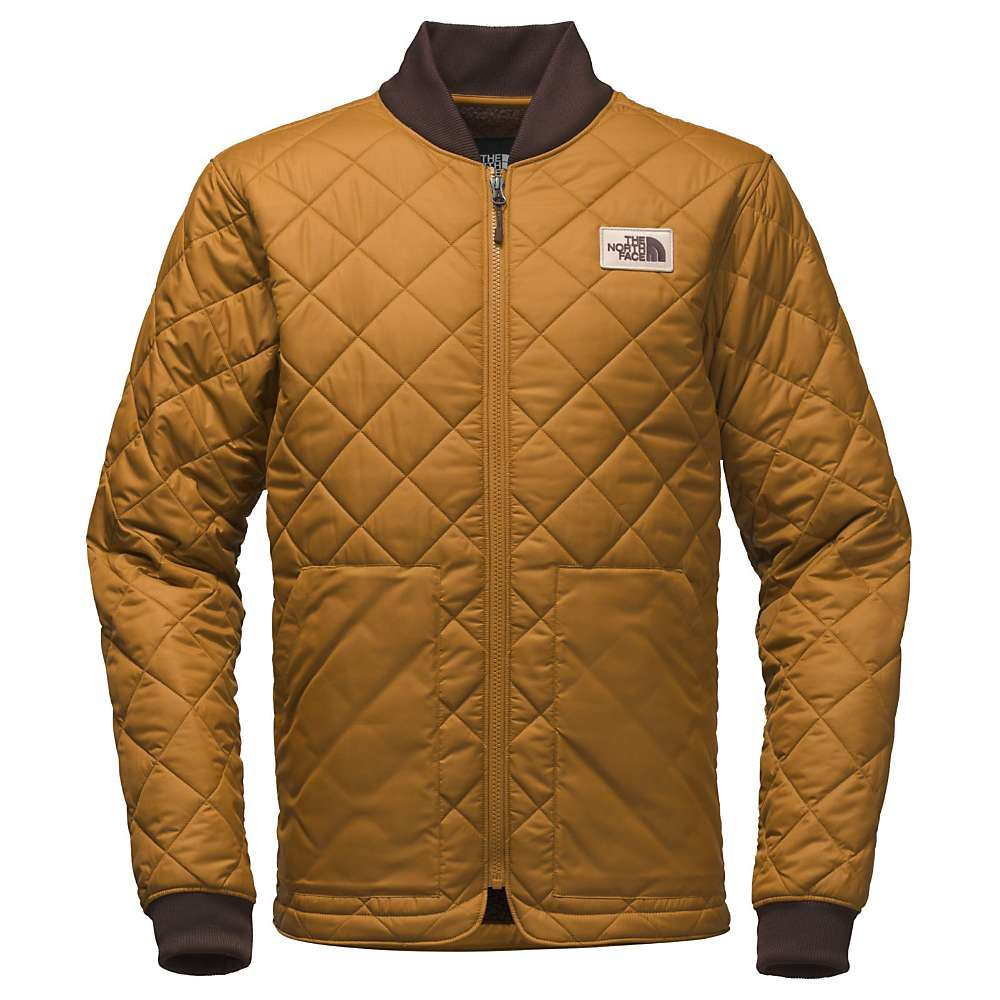 The North Face Men's Cuchillo Insulated Jacket - XL - Golden Brown